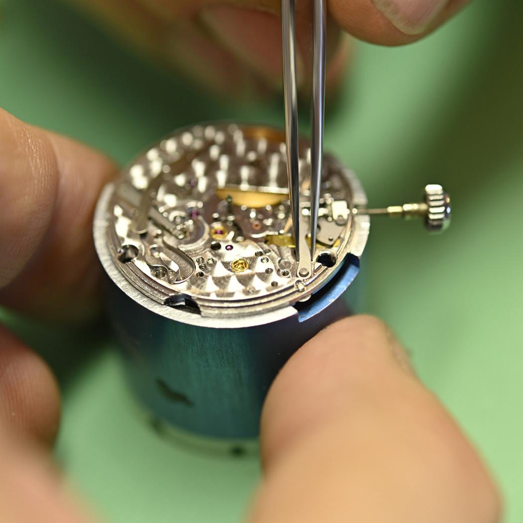 Révision d'un mouvement Rolex 3075 (GMT-Master référence 16750)