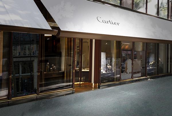Boutique Cartier Capucines