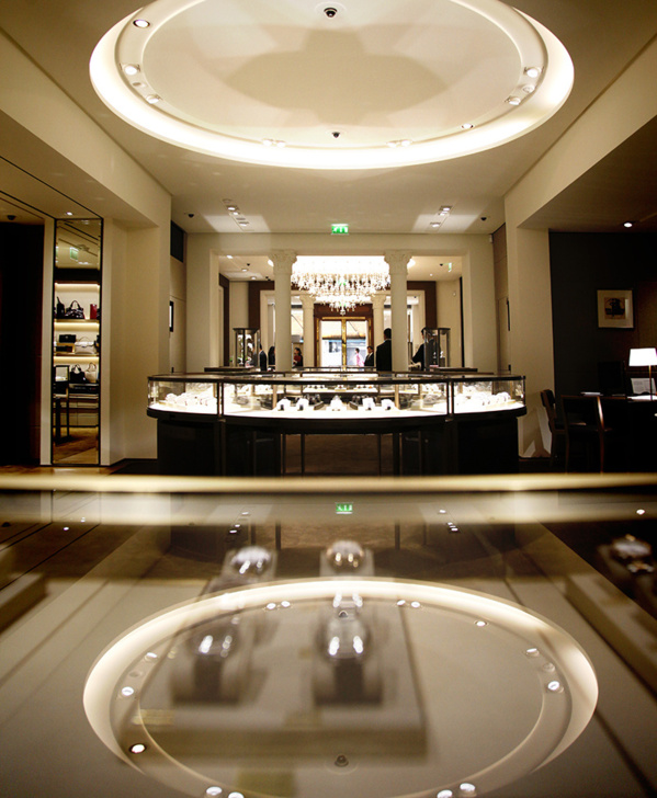 Boutique Cartier