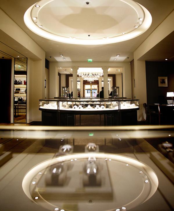 Boutique Cartier
