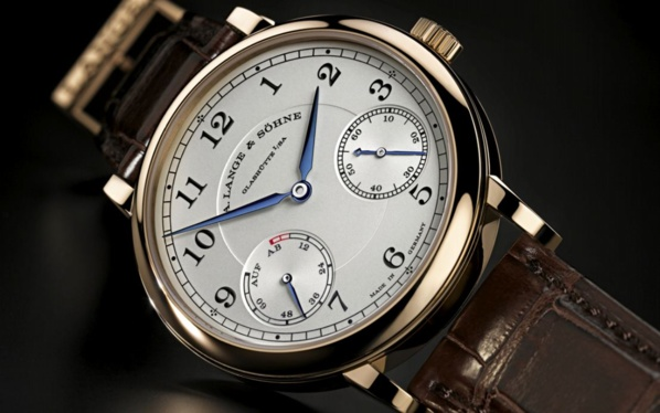 A. Lange Sohne 1815 Up/Down 2013