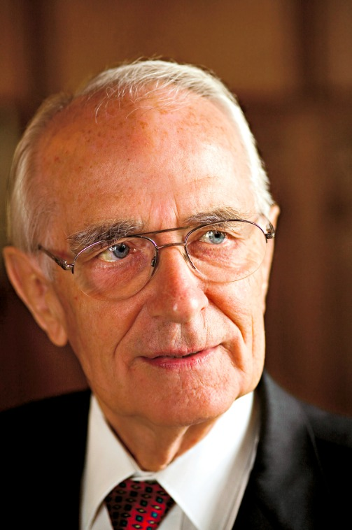 Walter Lange, Président de Lange & Söhne
