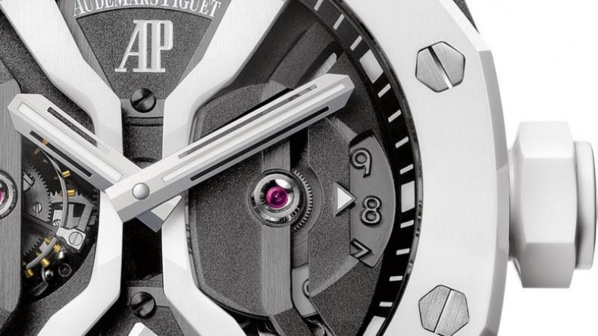 Tourbillon Royal Oak Concept GMT