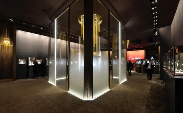 Cartier rend hommage à la haute horlogerie