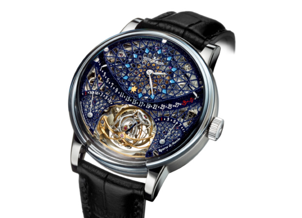 Collection Hybris Artistica de Jaeger Lecoultre