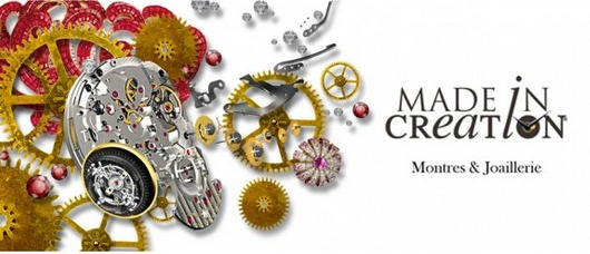 Evènement Made in création - Montres et Joaillerie