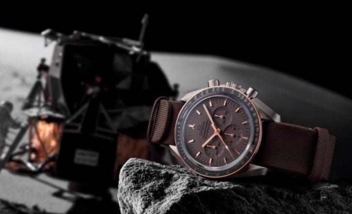 OMEGA Speedmaster Professional Apollo 11 - Édition Limitée 45ème