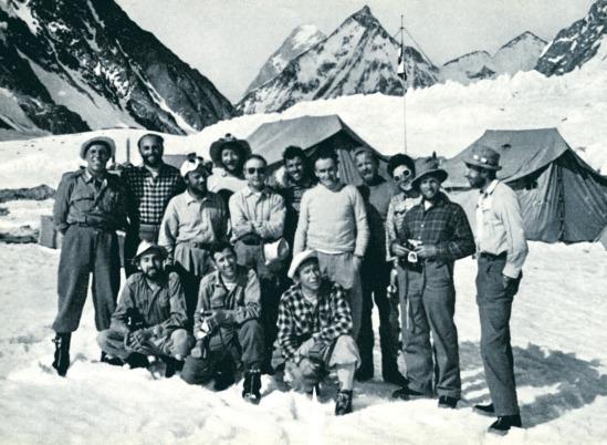 Vulcain célèbre les 60 ans de l'ascension du K2