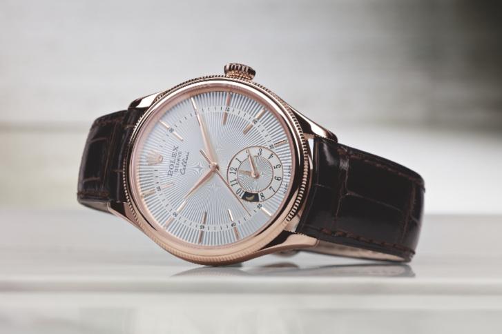 Rolex Cellin Dual Time : Le temps d'ici et le temps d'ailleurs