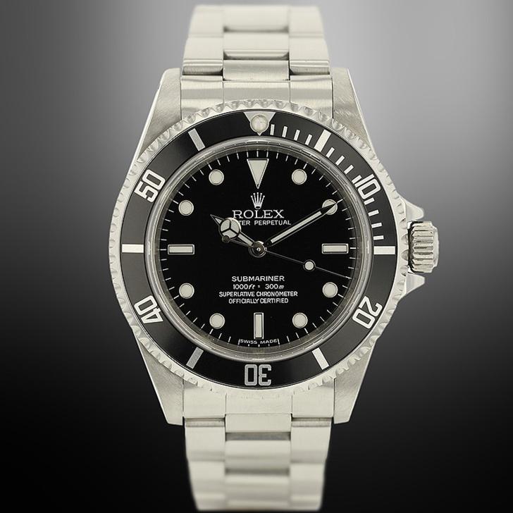 Rolex Submariner référence 14060M occasion