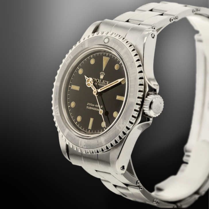 Rolex Submariner 5513 occasion
