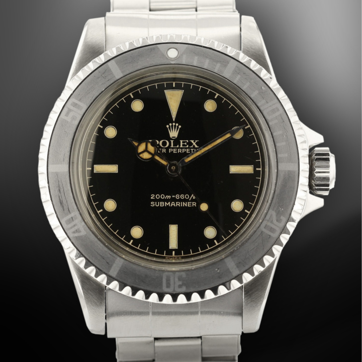 Rolex 5513 Submariner occasion