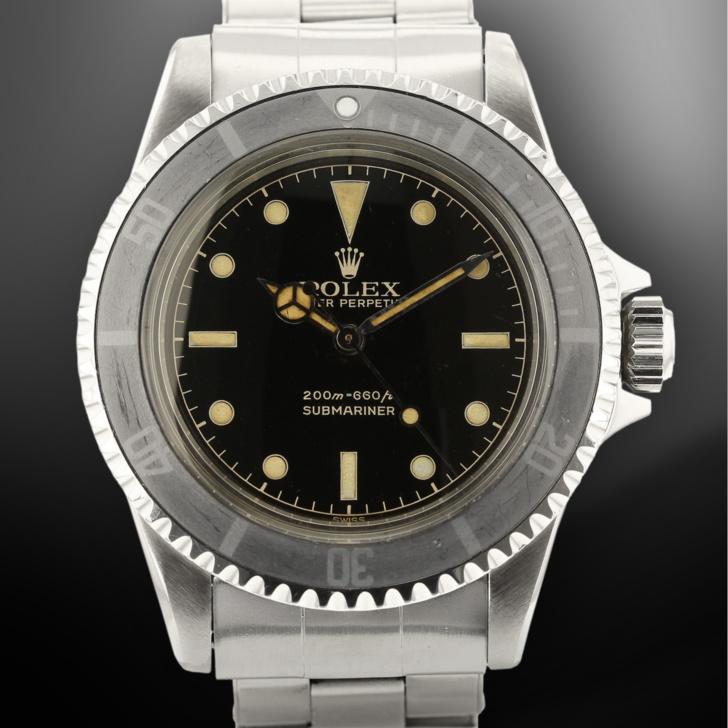Rolex 5513 Submariner occasion