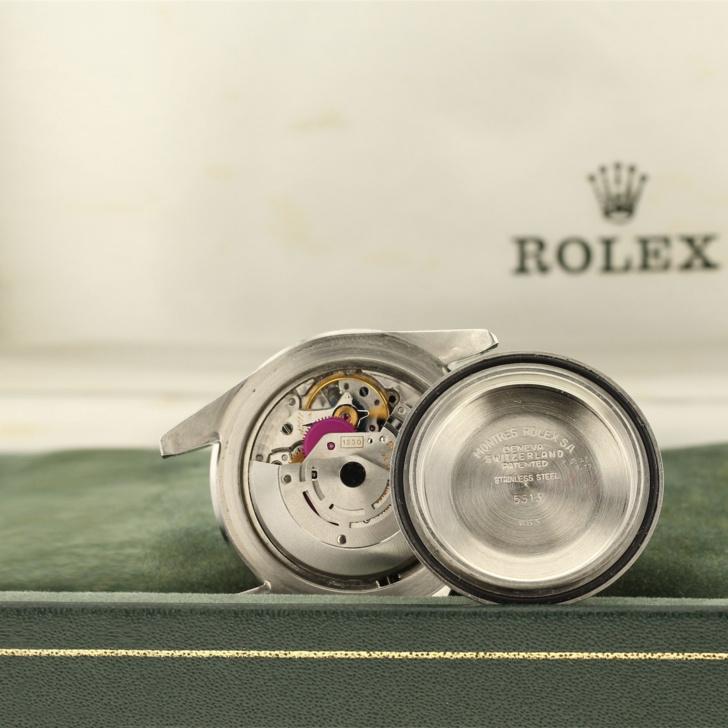 Rolex 5513 Submariner mouvement 1530