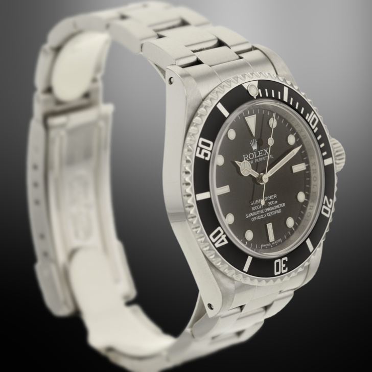 Rolex Submariner 14060 no-date d'occasion
