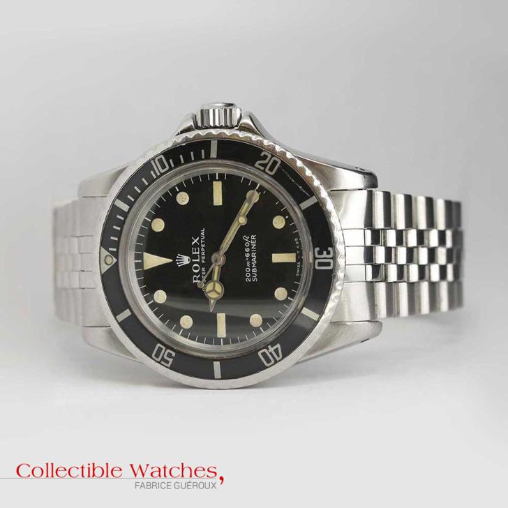 Rolex Submariner vintage référence 1680 à vendre