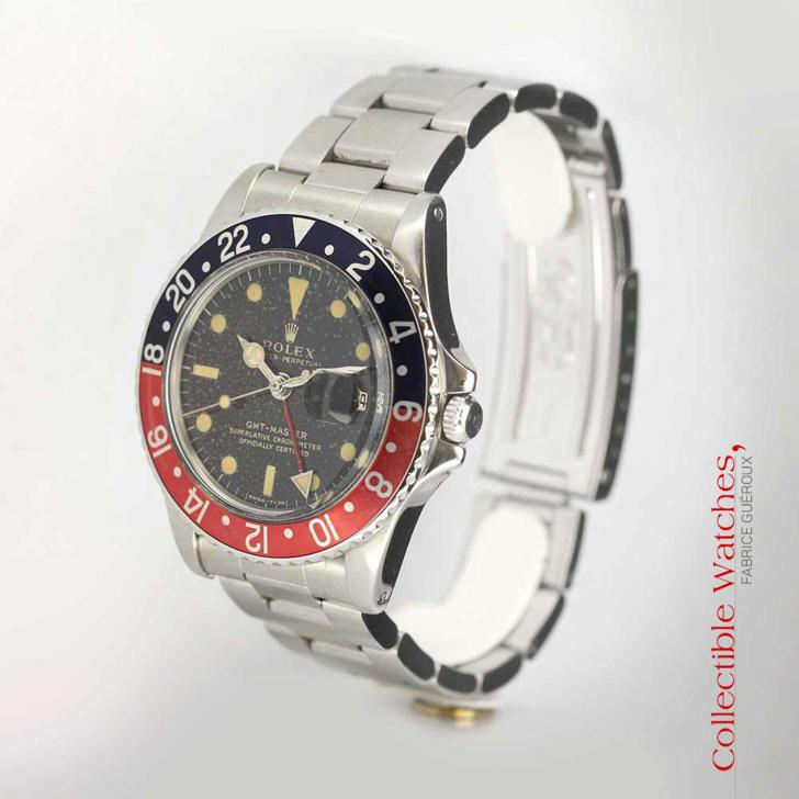 Rolex GMT-Master vintage Guilt Dial For Sale