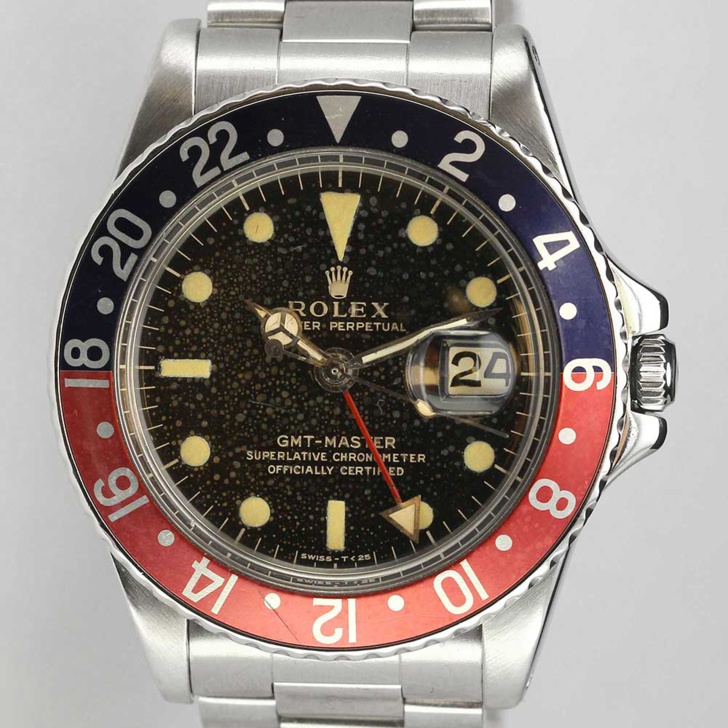 Rolex GMT-Master Ref 1675 superb