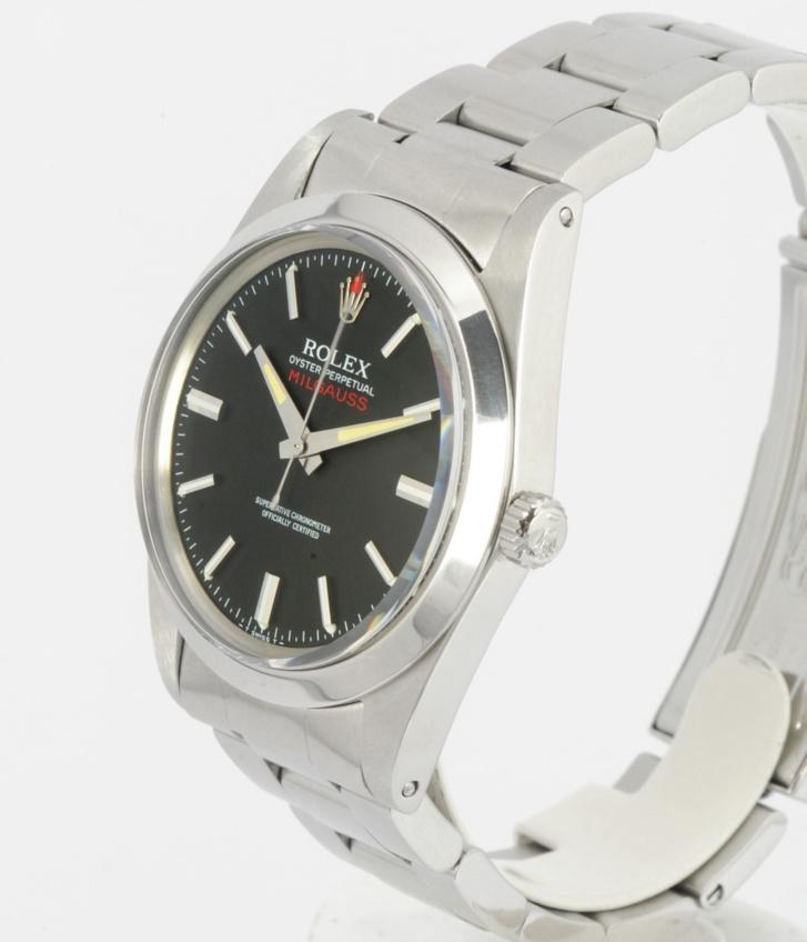 Rolex Milgauss 1019 occasion noire