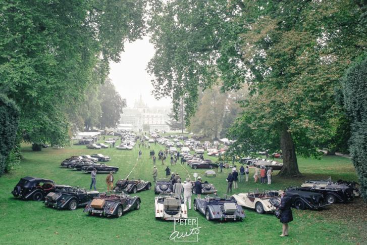 Evènement Richard Mille : Réservez votre dimanche 6 septembre - Chantilly Arts & Elégance