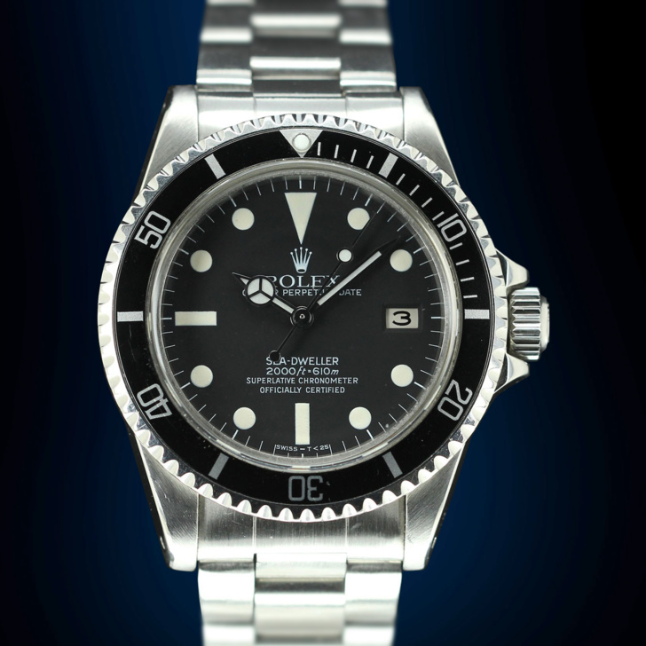 Rolex Sea-Dweller reference 1665 for sale