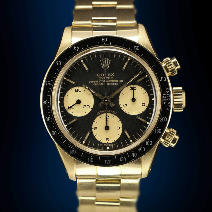 Rolex Daytona 6263 gold for sale
