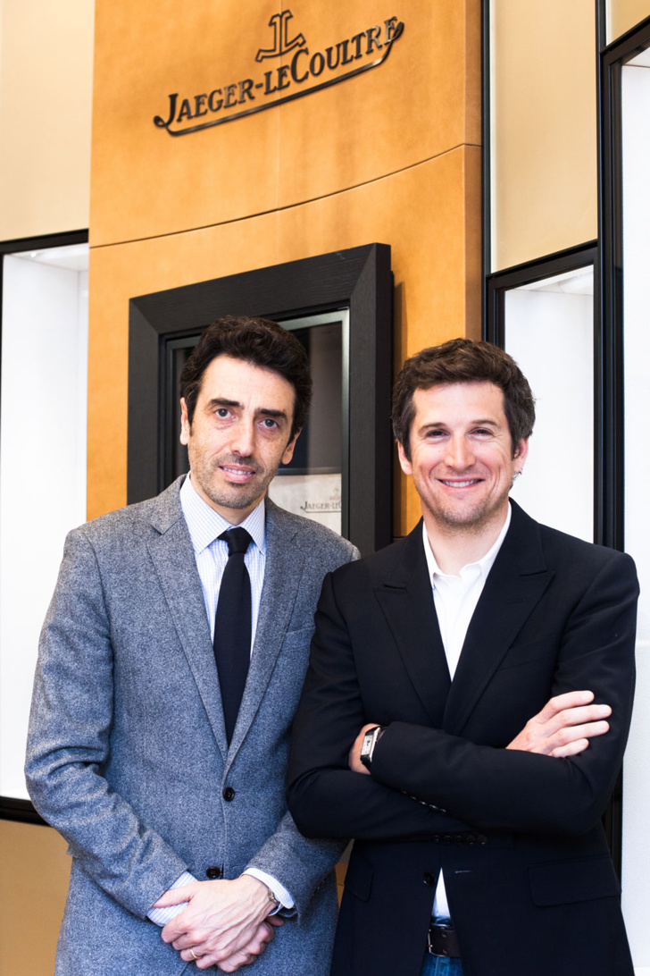 Philippe Bonay et Guillaume Canet