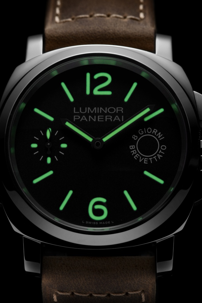 ​Panerai Luminor Marina 8 days Acciaio