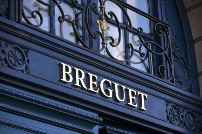 Breguet inaugure sa boutique emblématique et son musée de la place Vendôme