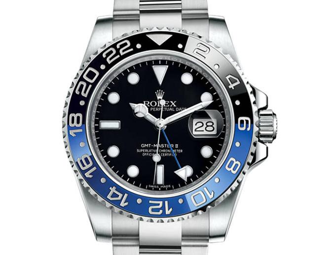Prix du neuf Rolex 2015 GMT Master 116710BLNR lunette Bleue/Noire