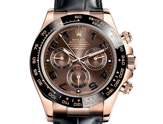 Prix du neuf Rolex 2015 Rolex Cosmograph Daytona 116515LN