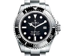 Prix du neuf Rolex 2015 Sea-Dweller 4000 acier