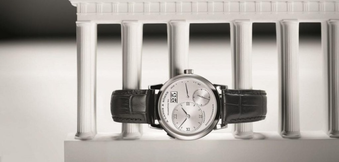 A. Lange Sohne - Never stand still