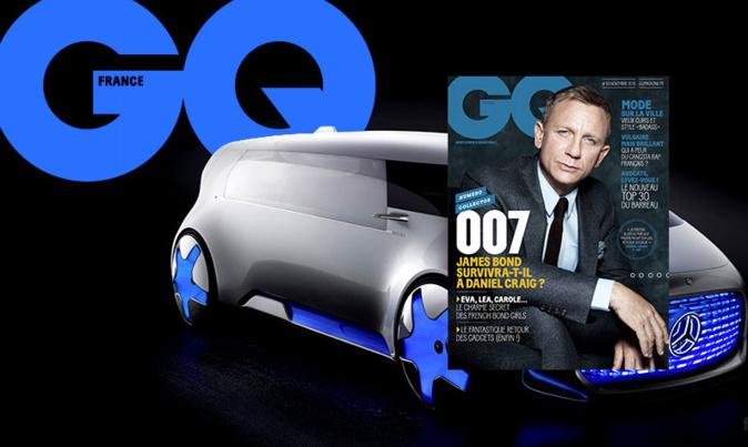 GQ Magazine - article sur le faux Vintage