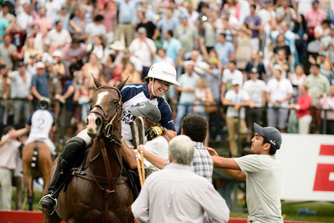 Polo : Richard Mille encore vainqueur avec Pablo Mac Donough