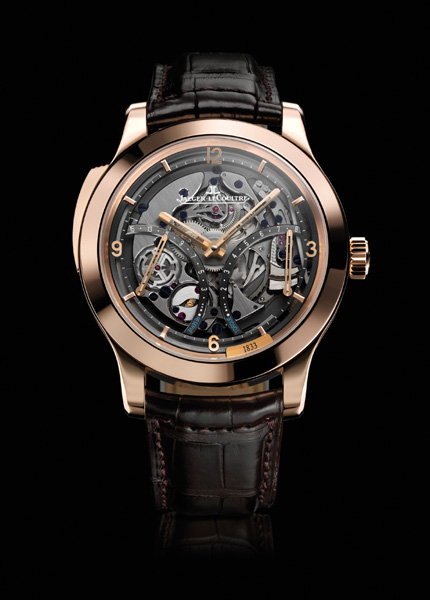 MASTER CONTROL - COLLECTION 1833 - Master Eight Days Perpetual SQ