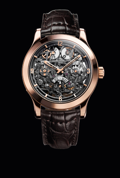 MASTER CONTROL - COLLECTION 1833 - Master Grand Tourbillon