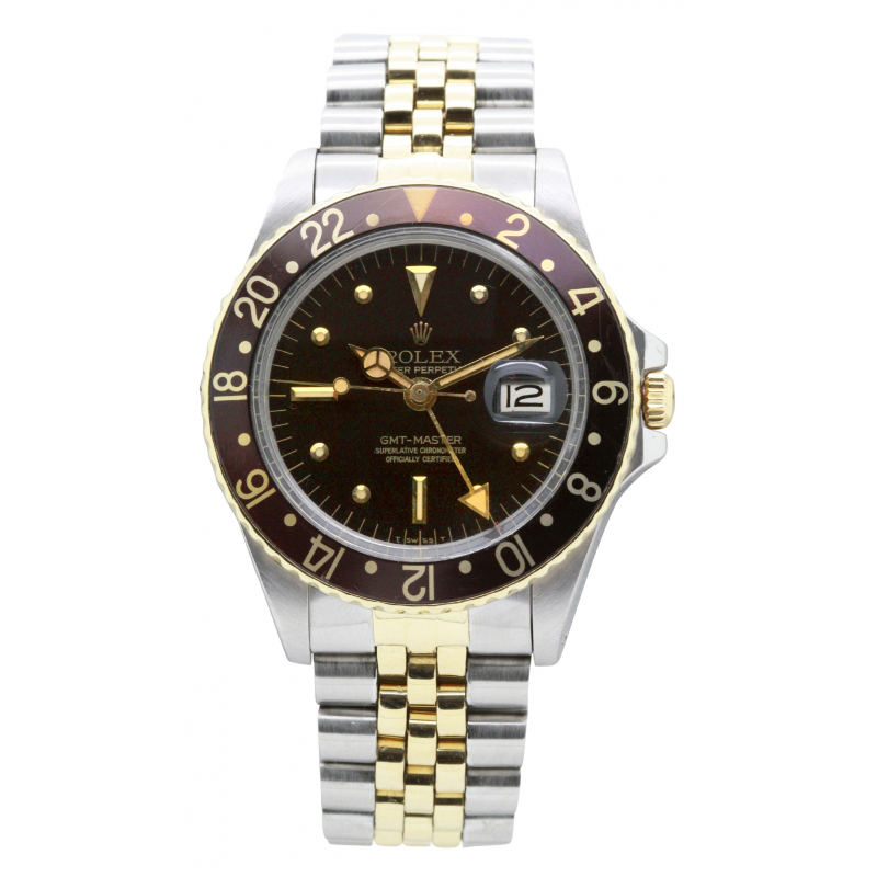 "Rolex GMT Master ""Nipple Dial"" 1675 occasion"