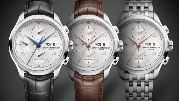 Clifton Chronographe 43 mm