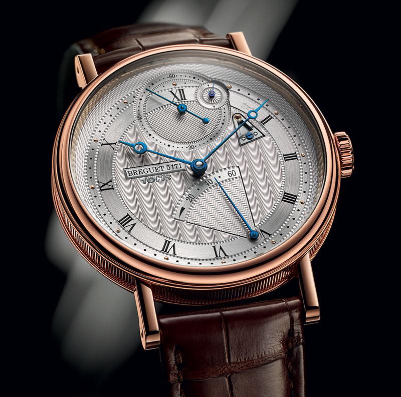 Montre Breguet Classique Chronométrie 7727