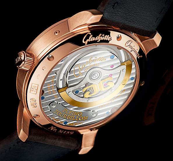 Glashutte Original - PanoLunar Tourbillon