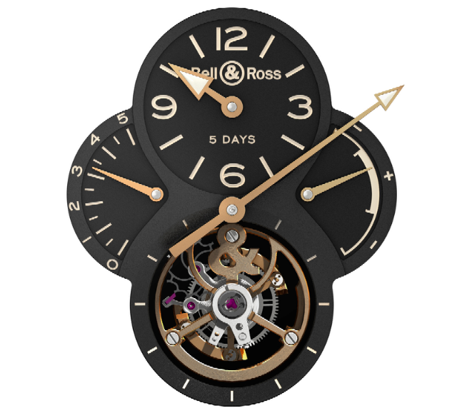 Bell & Ross WW2 Military Tourbillon