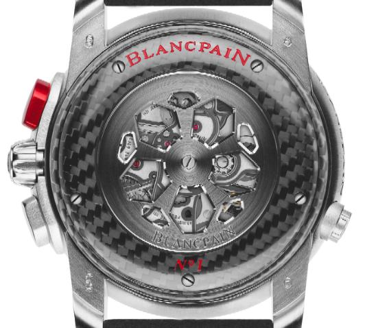 Excès de vitesse - Blancpain Collection L-evolution