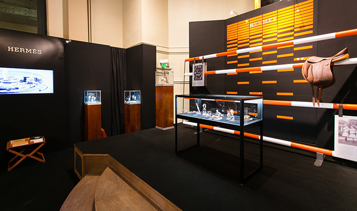 Salon LES MONTRES - les 9, 10 et 11 octobre 2014