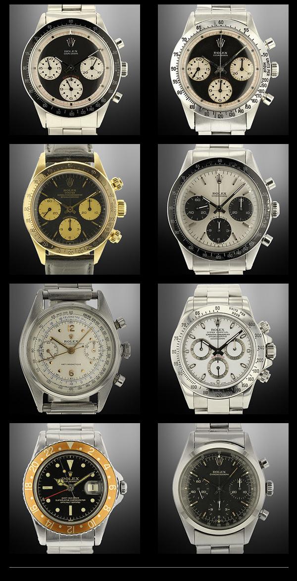 Voir les montres