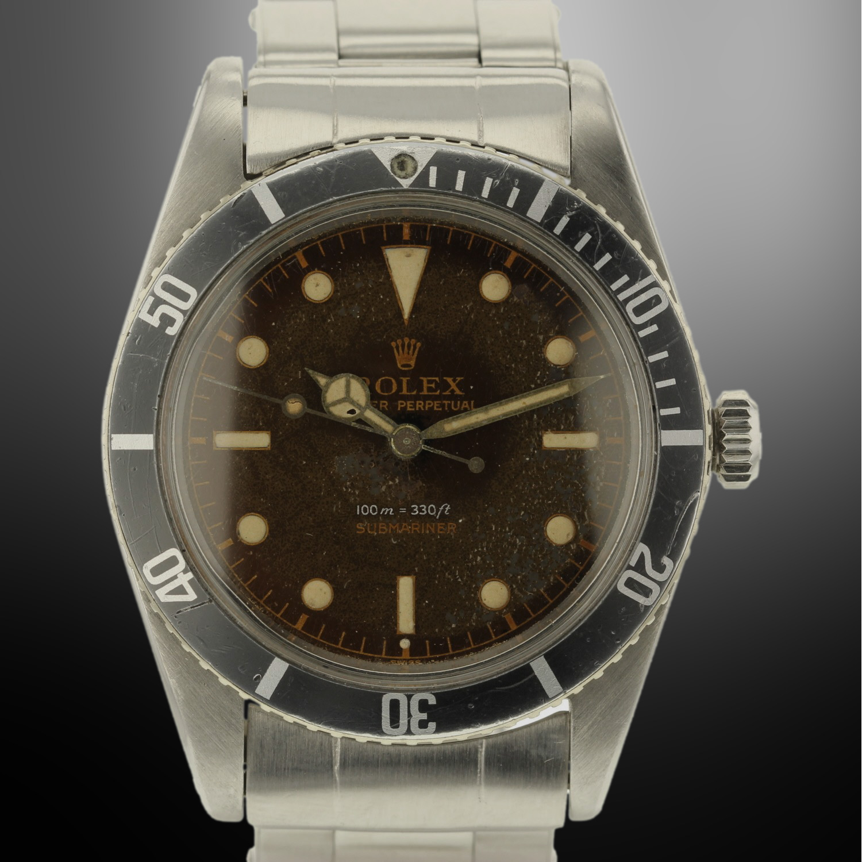 Occasion Rolex Submariner James Bond 5508