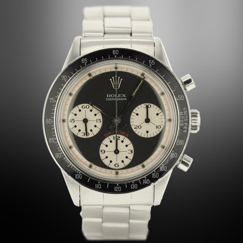 Rolex Paul Newman 6241 cadran noir