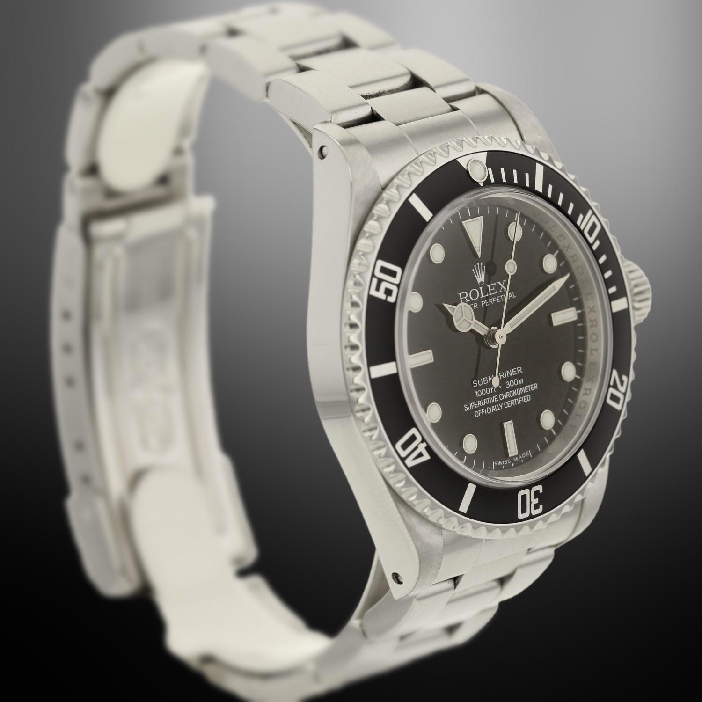Rolex Submariner 14060 no-date d'occasion