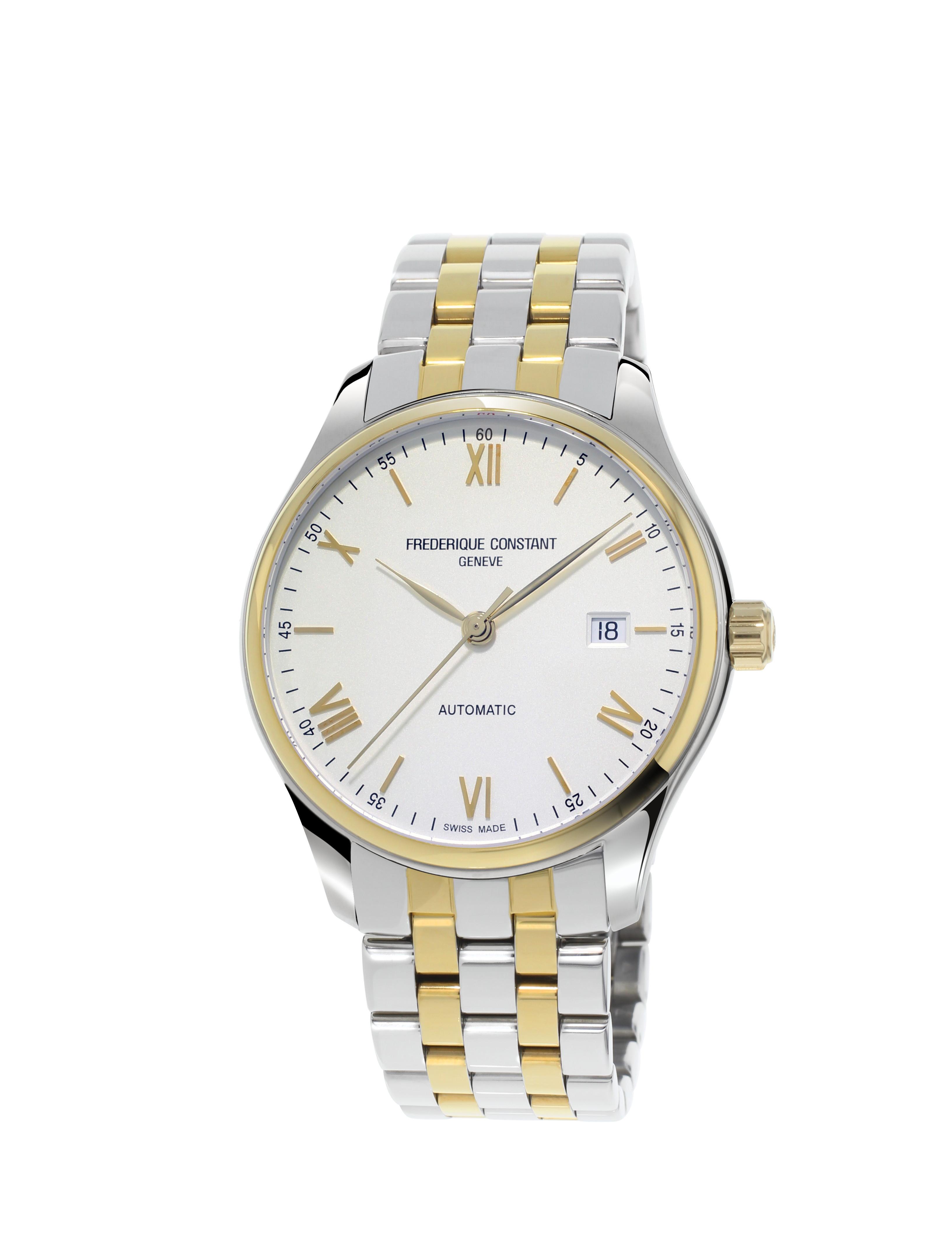 Frédérique Constant - Index Automatic Pair : Un duo de montres pour Elle & Lui