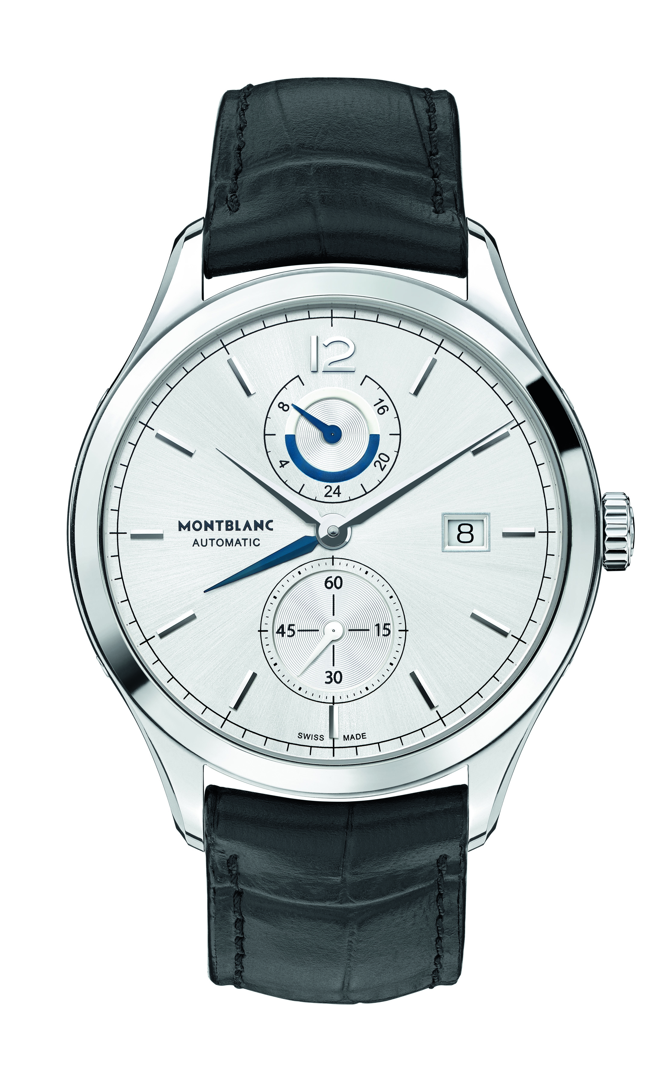 ​Montblanc présente la collection Heritage Chronométrie : DUAL TIME